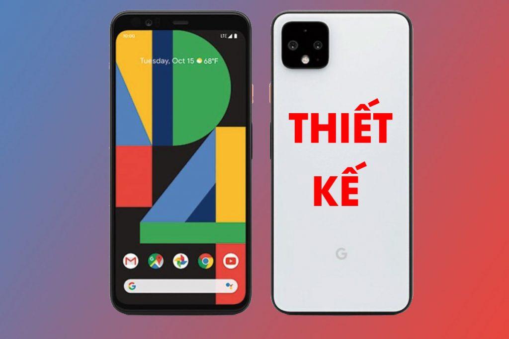 Màn hình của Google Pixel 4 XL chỉ lớn hơn 0,3 inch