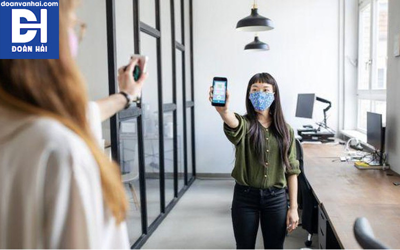 Huawei tìm cách có phiên bản ứng dụng NHS Covid-19 của riêng mình
