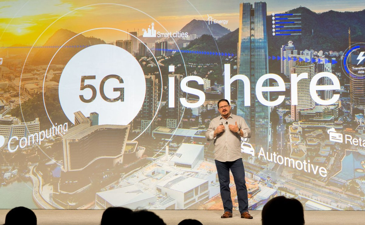 Ai đã phát minh ra 5G