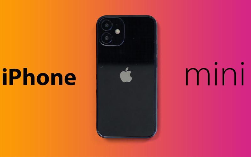 Hạn chế lớn của iPhone 12 Mini: Pin nhỏ