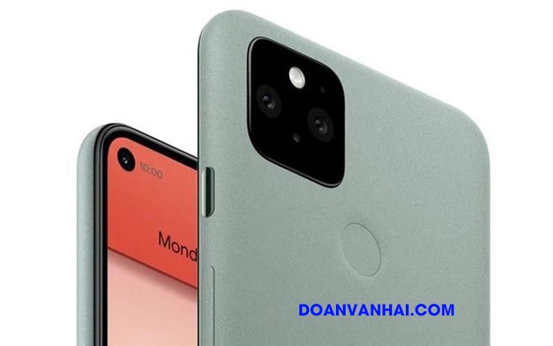 Máy ảnh mờ ảo của Google Pixel 5 giống với Iphone 12