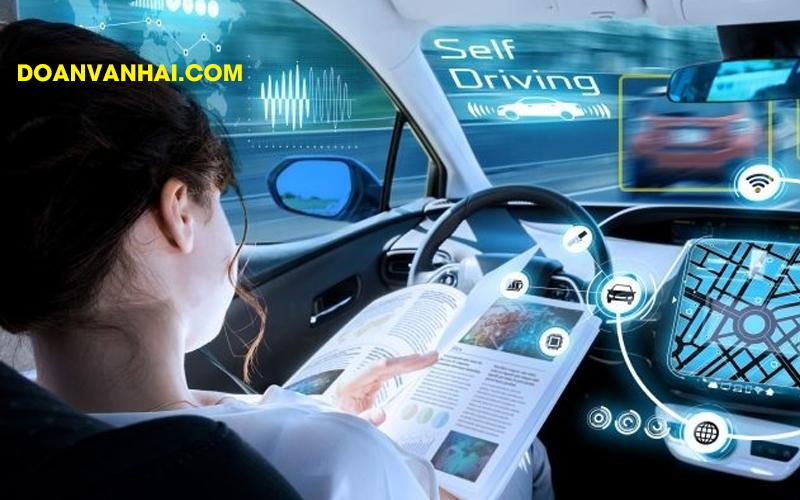 Công nghệ trong xe hơi: Chúng ta đang bị lừa dối về cảm giác an toàn?