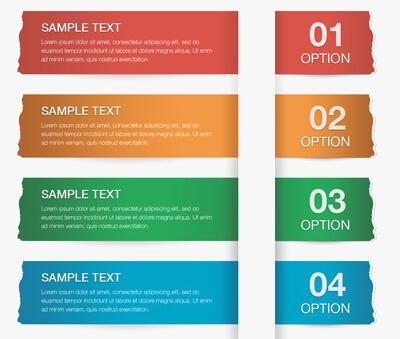 Mẫu infographic PSD miễn phí