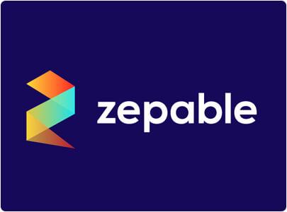 Màu sắc sống động trong thiết kế logo