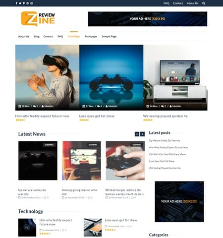 ReviewZine