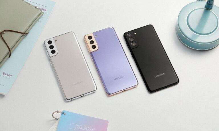Samsung Galaxy S21 và S21 Plus