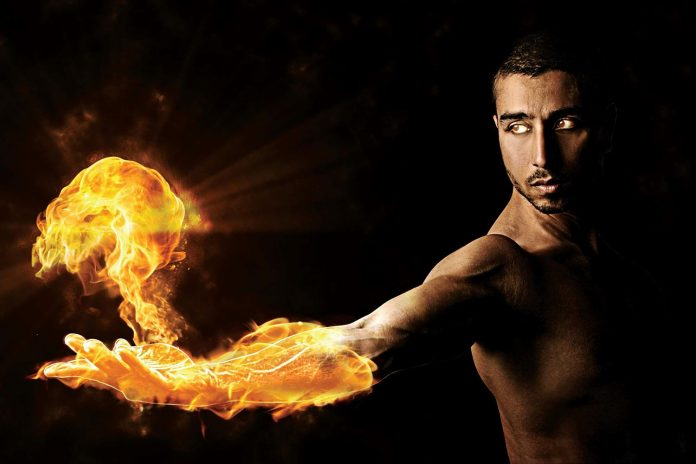 Cách tạo hiệu ứng lửa trong Photoshop