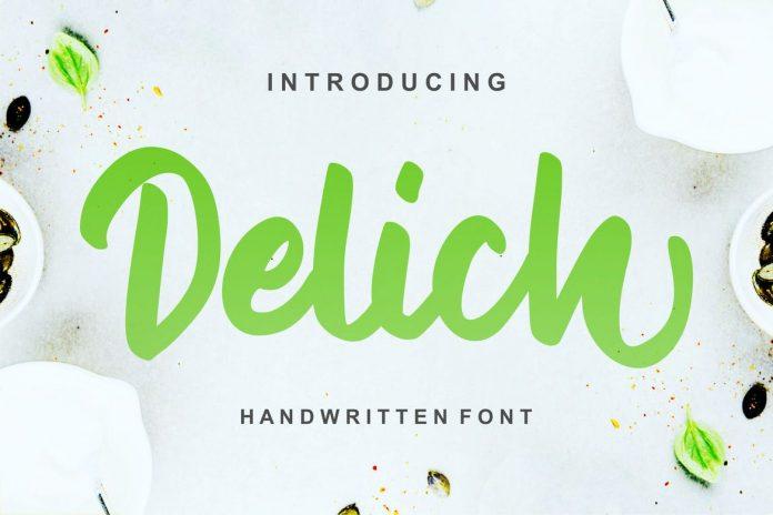 50+ font chữ viết tay đẹp nhất dành cho thiết kế vào năm 2021
