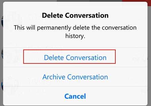 Cách khôi phục tin nhắn Messenger Facebook đã xóa 2021