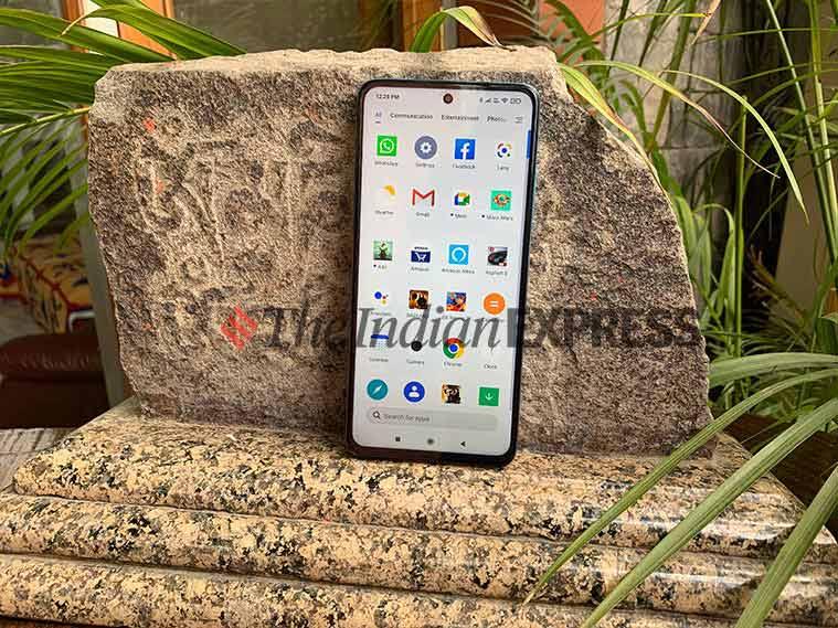 Mi 10i chạy MIUI 12 với Android 10