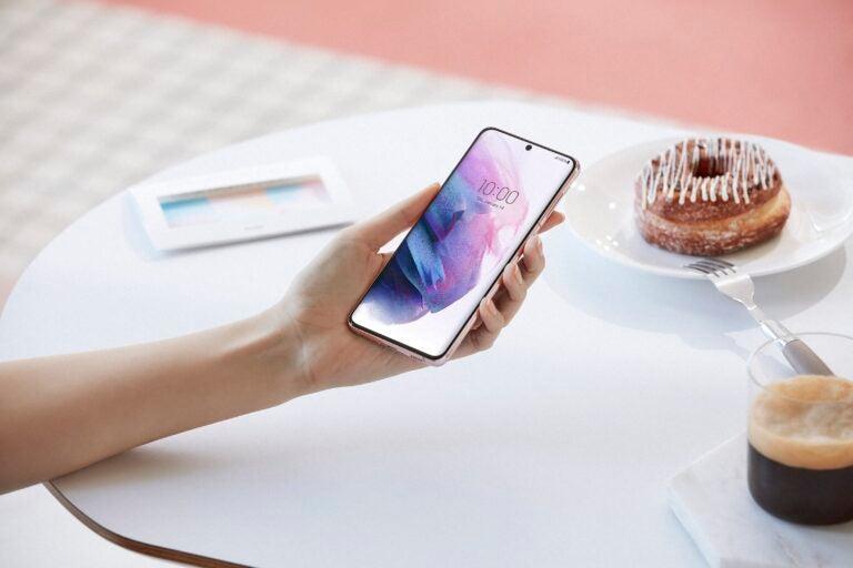 thông số kỹ thuật của Samsung Galaxy S21 và S21 Plus