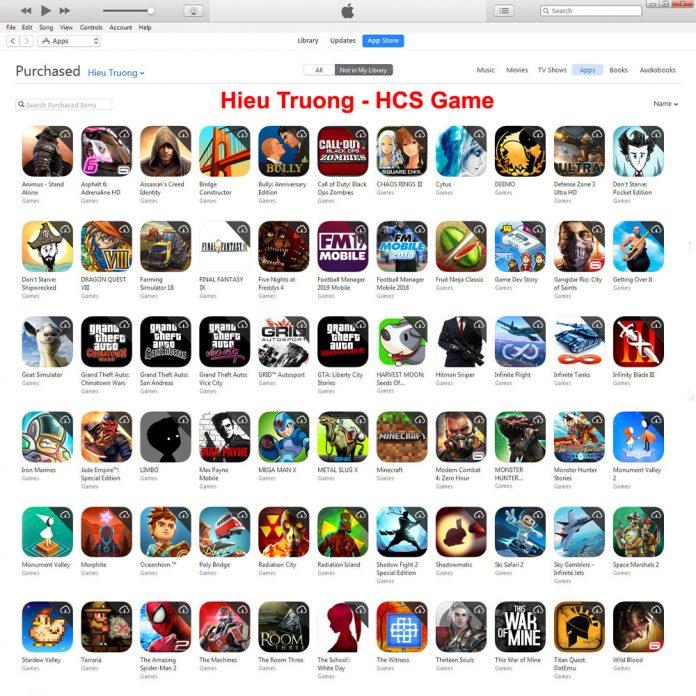 Game IOS miễn phí