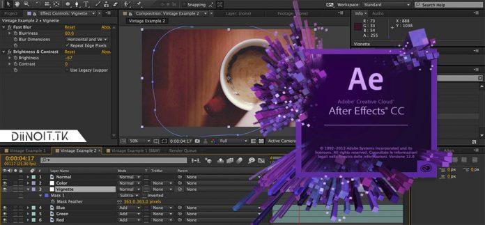 khóa học về After Effects và Premiere