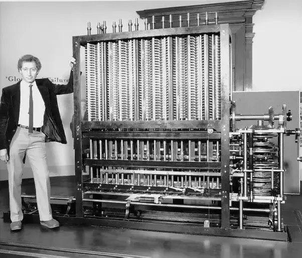 Cỗ máy khác biệt của Sir Charles Babbage