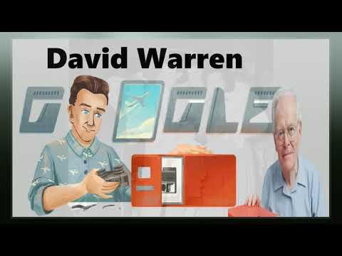 David Warren là ai? Vì sao lại được Goole tôn vinh?