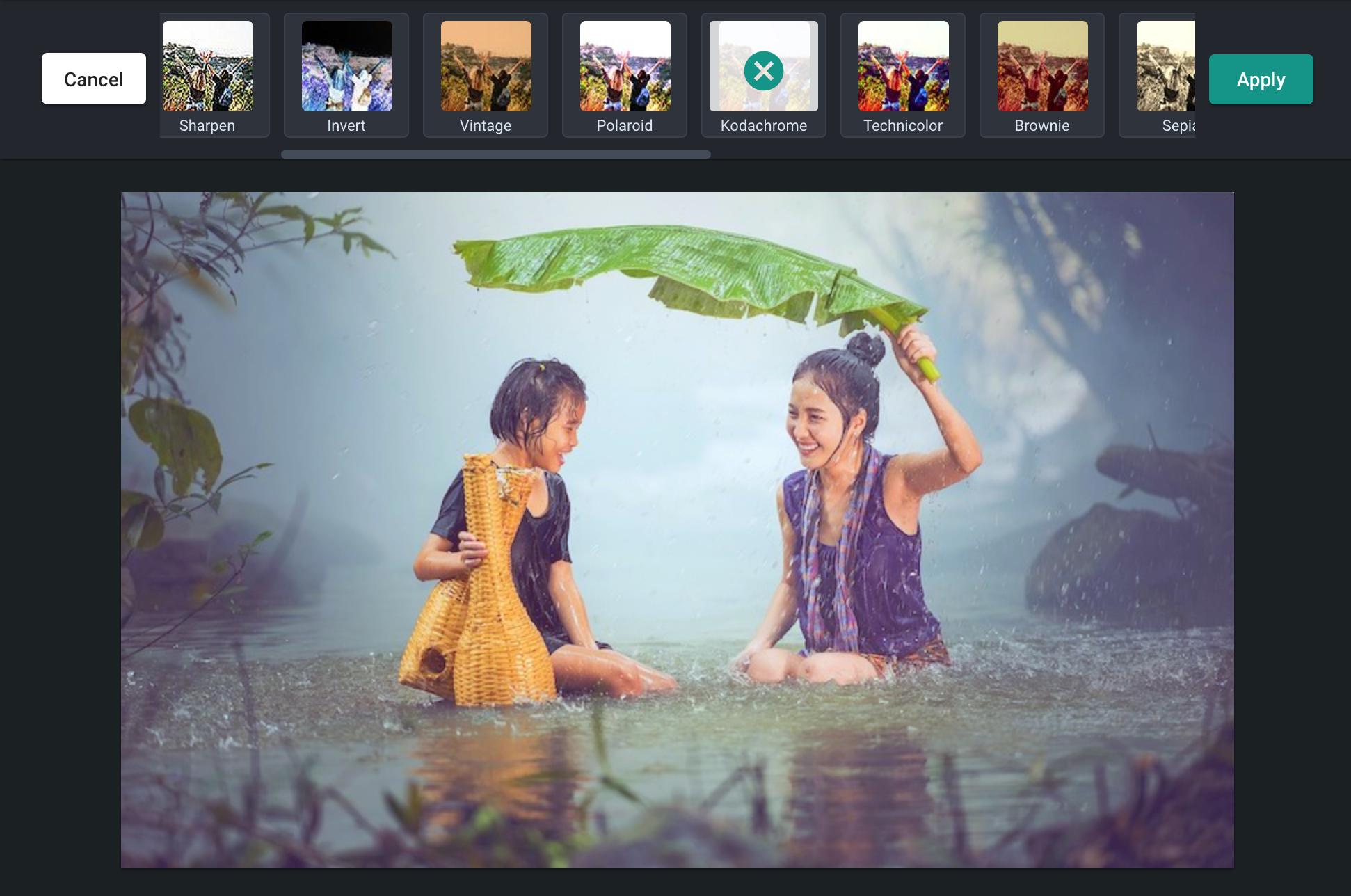 Download Photo Editor 1.1: Trình chỉnh sửa ảnh giàu chức năng