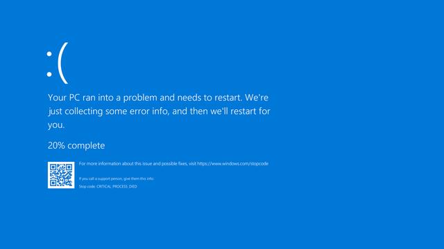 Microsoft đã cập nhật sửa lỗi gây ra màn hình xanh trên Windows 10