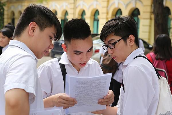 Sốc: Môn thi vào lớp 10 được tiết lộ đề thi bởi bộ giáo dục