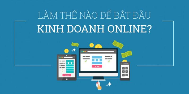 Phương pháp kinh doanh online